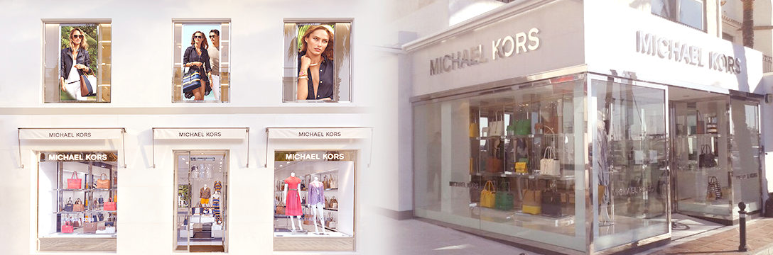 MICHAEL KORS SHOPS